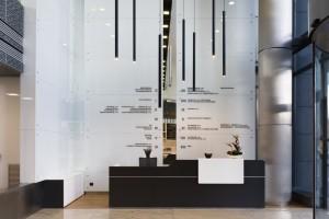 Equator II z nowym lobby i kawiarnią