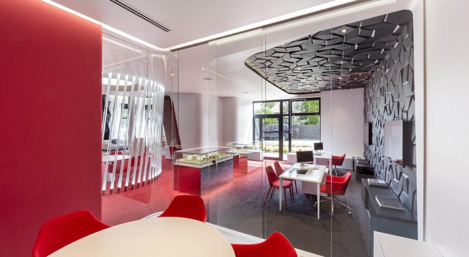 Przestrzeń biurowa według znanych polskich designerów
