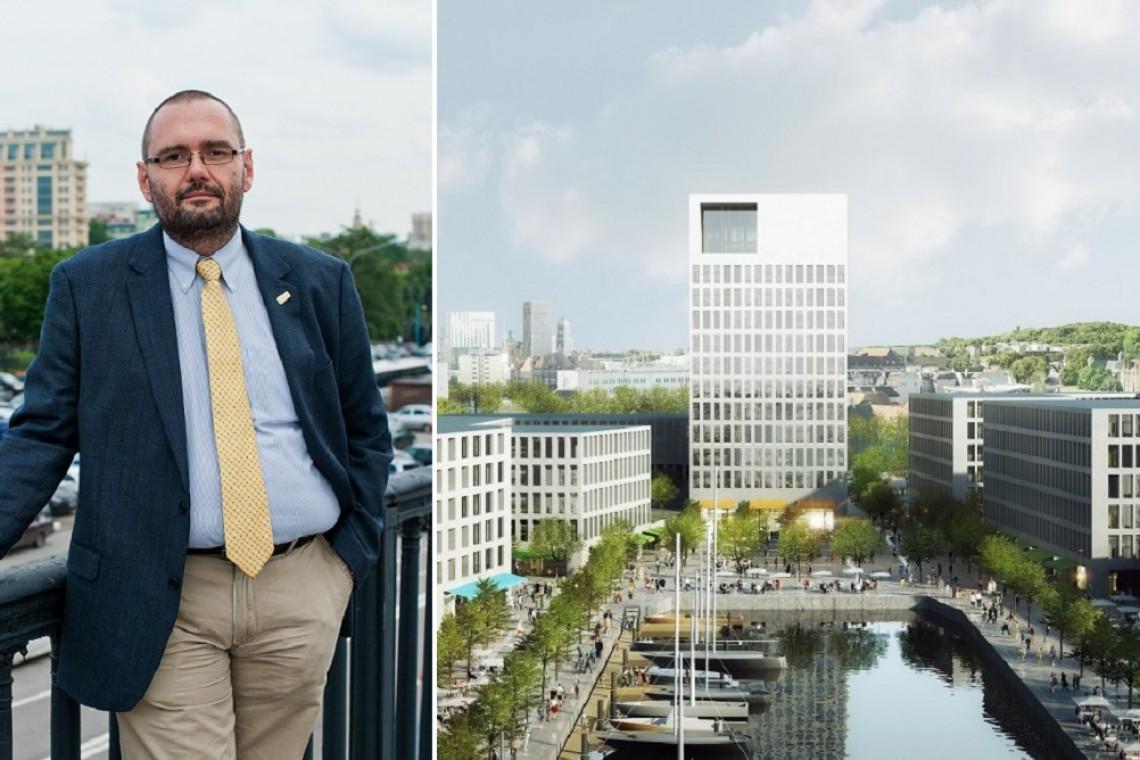 Prof. Piotr Lorens: Na Młode Miasto czekaliśmy ponad 20 lat