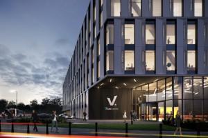 Iliard z projektem V.Offices ramię w ramię z Foster + Partners