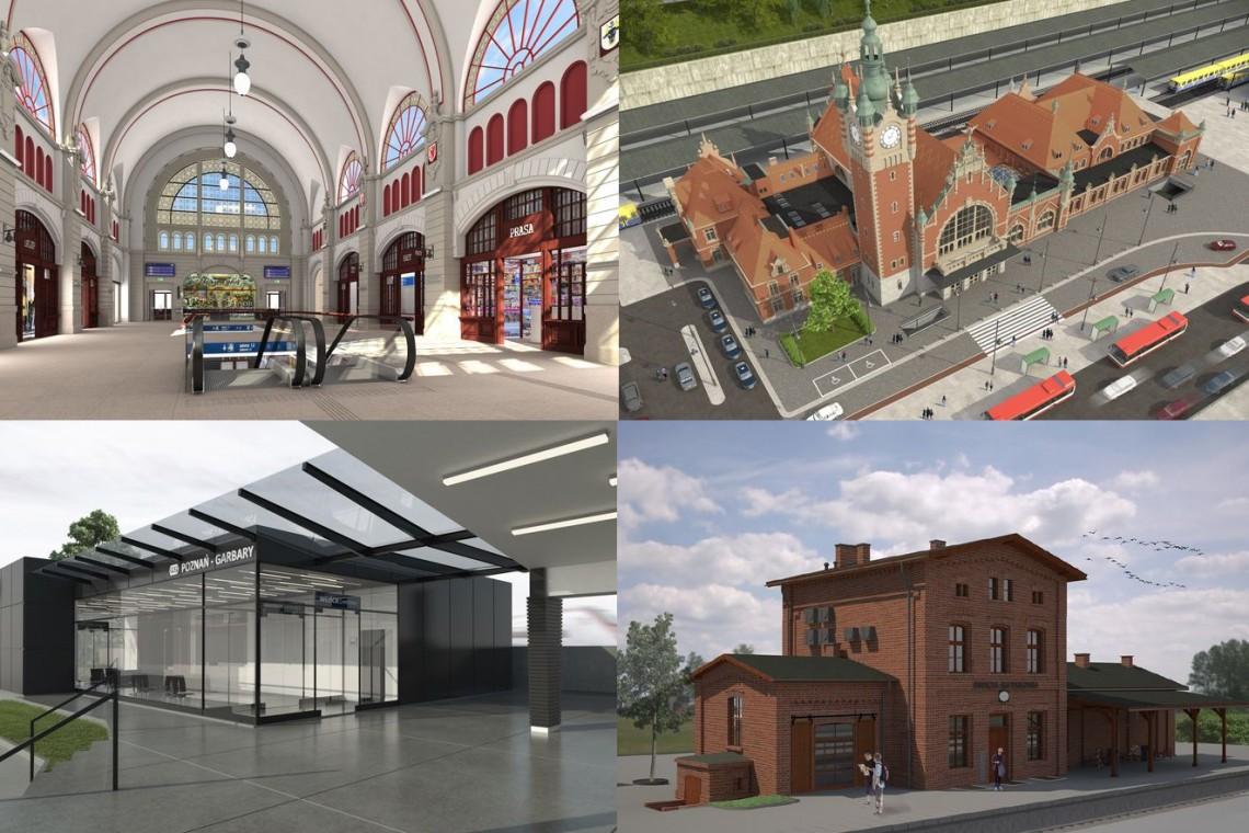 PKP: Jesteśmy otwarci na współpracę w zakresie tworzenia obiektów kulturalnych na dworcach