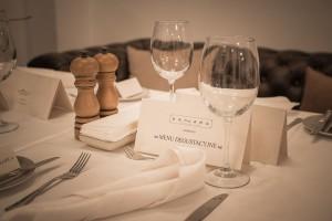 Nowa warszawska restauracja w wyjątkowej willi. Architektura zachwyca