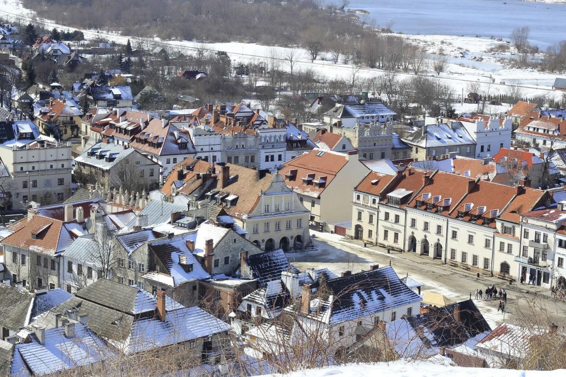Muzeum Nadwiślańskie w Kazimierzu Dolnym stworzyło szlak turystyczny śladem Kuncewiczów