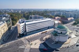 Ekskluzywny motoryzacyjny showroom zawita na plac Trzech Krzyży w Warszawie