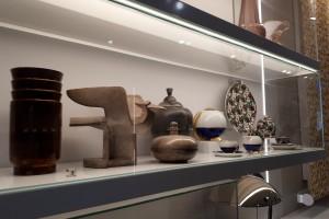 Fotel Chierowskiego, ćmielowska porcelana, Plopp Zięty... Galeria Wzornictwa Polskiego zachwyca eksponatami. Zaglądamy do środka!