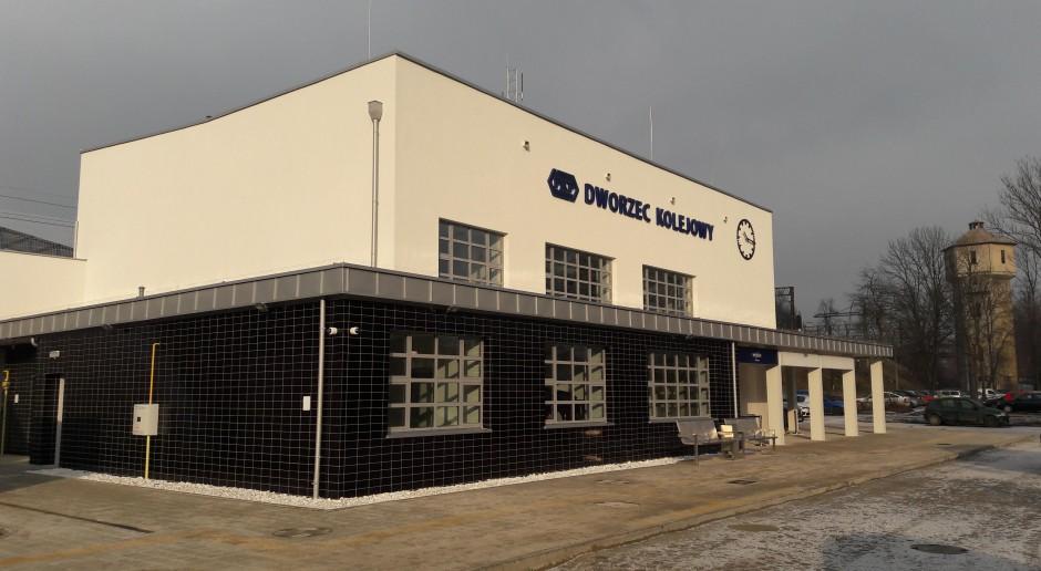 Dworzec z lat 30. w stylu modernistycznym odzyskał blask