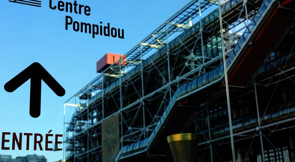 Legendarni twórcy rosyjskiej awangardy w Centrum Pompidou