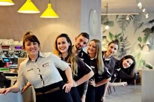 Costa Coffee w zabytkowej kamienicy w duchu krakowskiej bohemy