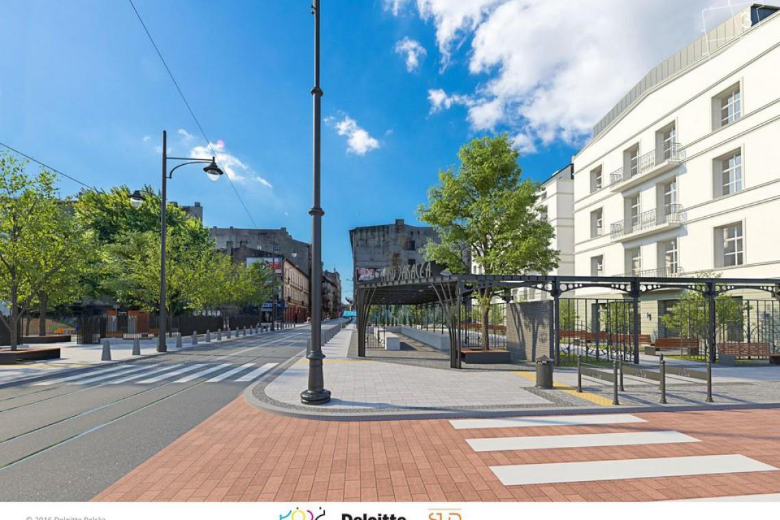 W Łodzi stanie nowe, zadaszone targowisko