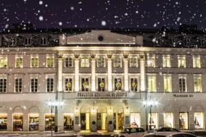 Świąteczny spacer na Plac Bankowy 1. Poczuj magię świąt w nowojorskim zakątku Warszawy