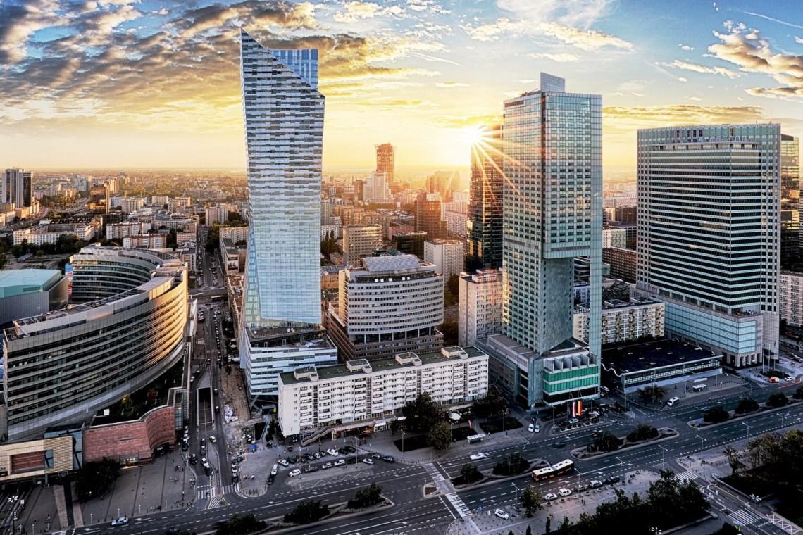 Warszawa obrała kierunek Smart City