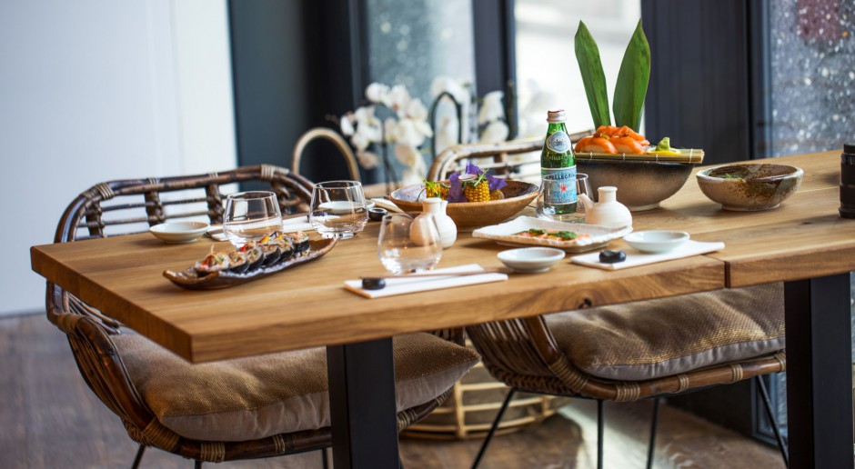 Yuzu to nowa restauracja w Poznaniu. Zaskakuje designem i... na talerzu