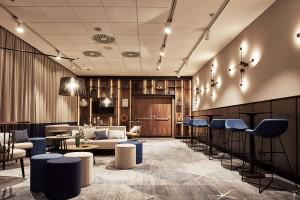 Oto nowy hotel Courtyard by Marriott szkicu pracowni Iliard. Wnętrze zachwyca