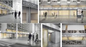 Budynek przy Złotej 11 w Warszawie zostanie odmieniony. Architekci z Gdyni zwycięzcami