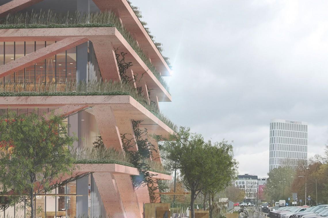 SGH wybrał architektów dla nowego budynku. Ten projekt jest genialny!