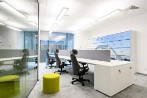 Nowa jakość biura. Nowoczesny design, dobra akustyka i… moc koloru