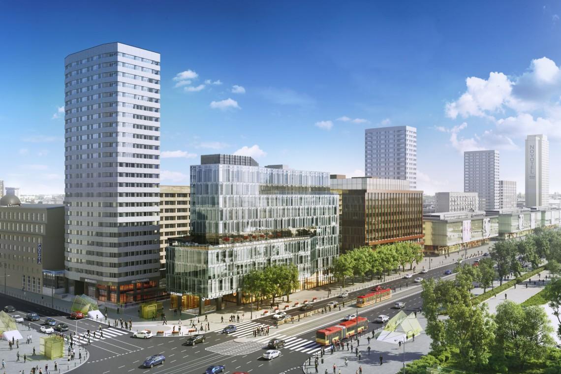 Nowy koncept coworkingu wchodzi do Warszawy. Czy Spaces podbiję Polskę?