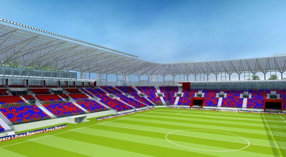 Szczecin zbuduje stadion za ćwierć miliarda złotych