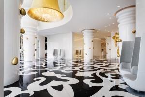 """Oto Mondrian Doha - hotel niczym z """"Baśni tysiąca i jednej nocy"""""""