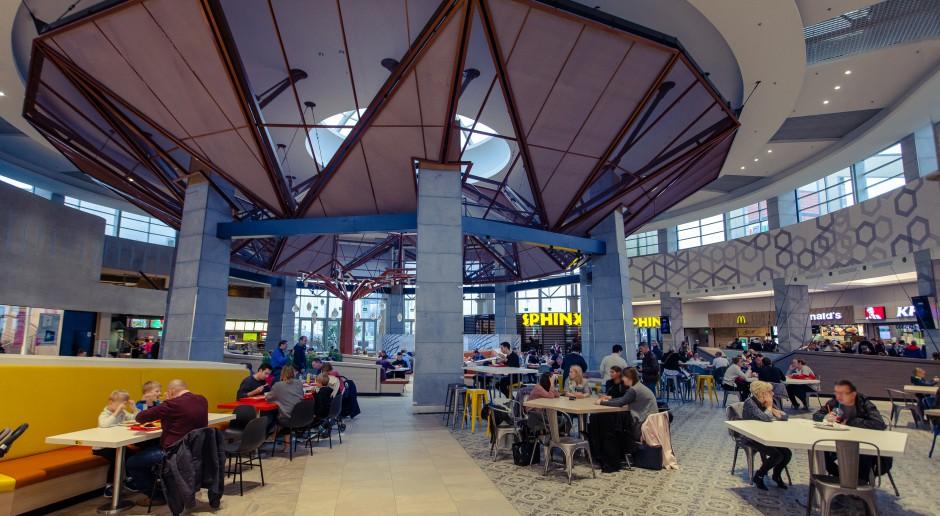Modernizacje, rozbudowa i otwarcie Tygla Smaków - Silesia City Center w 2017 roku nie próżnowało