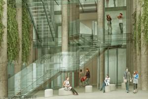 Uniwersytet Warszawski się rozbudowuje. Trzy pomysły na nowy gmach