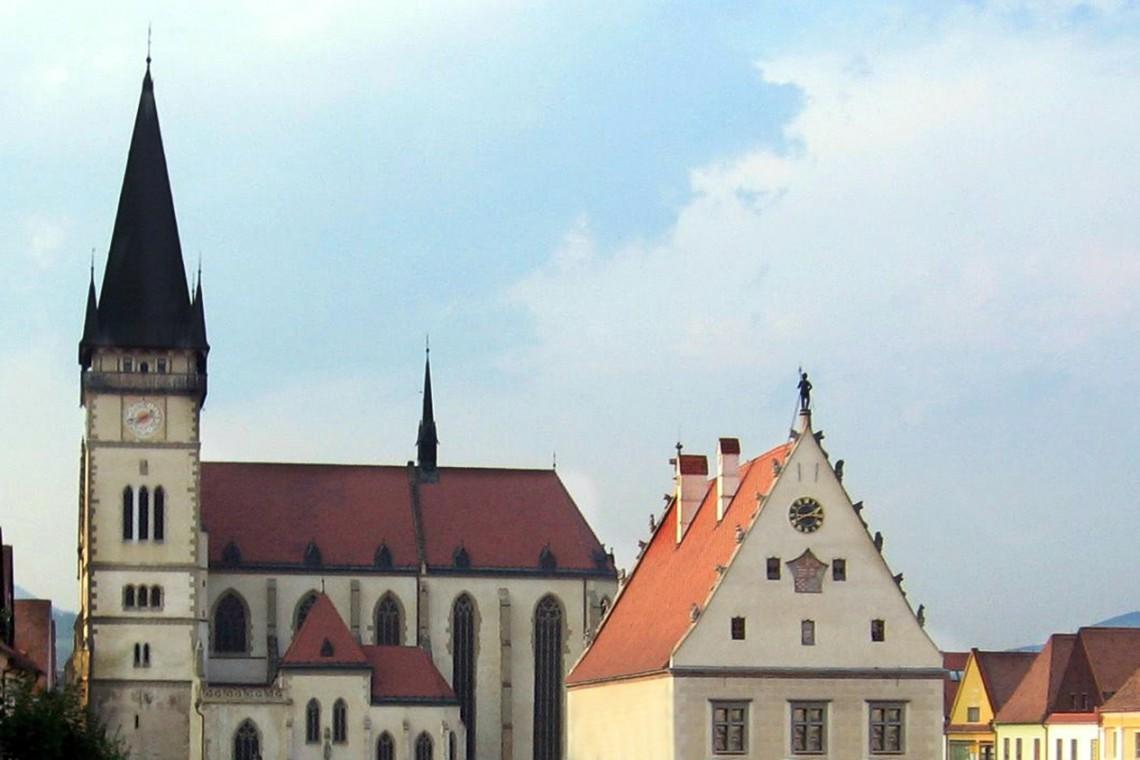 Bardejov - perła średniowiecznej architektury