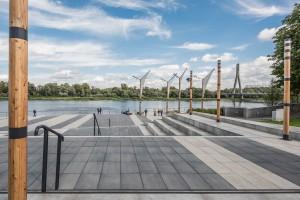 Dorota Rudawa, prelegentka 4 Design Days 2018: Bulwary wiślane staną się wizytówką Warszawy
