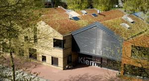 Zielone dachy sposobem na smog?