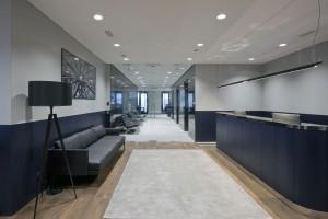 Inspiracją były eleganckie paryskie apartamenty. Oto siedziba kancelarii prawnej Gide Loyrette Nouel
