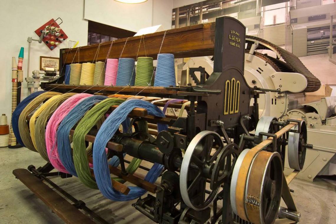 Centralne Muzeum Włókiennictwa z cennym eksponatem