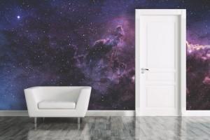 Kolor roku 2018 - ultrafiolet we wnętrzach