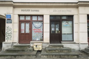 Nowe szyldy dla praskich rzemieślników