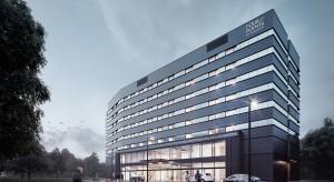 Budowa hotelu Four Points by Sheraton Warsaw Mokotów nabiera tempa