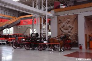 Zobacz, jak wygląda największe w Polsce Muzeum Pożarnictwa