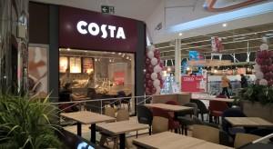 Costa Coffee wpisała się w Pasaż Tesco