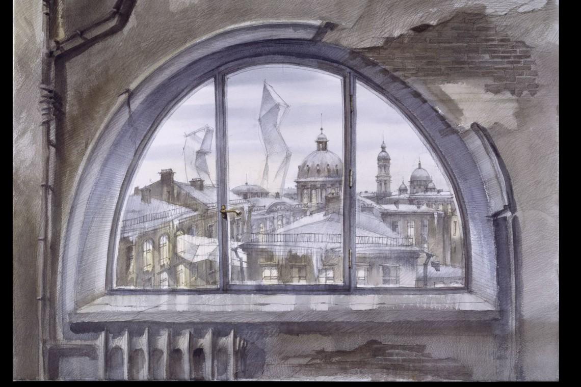 Miasto okiem rosyjskiego architekta