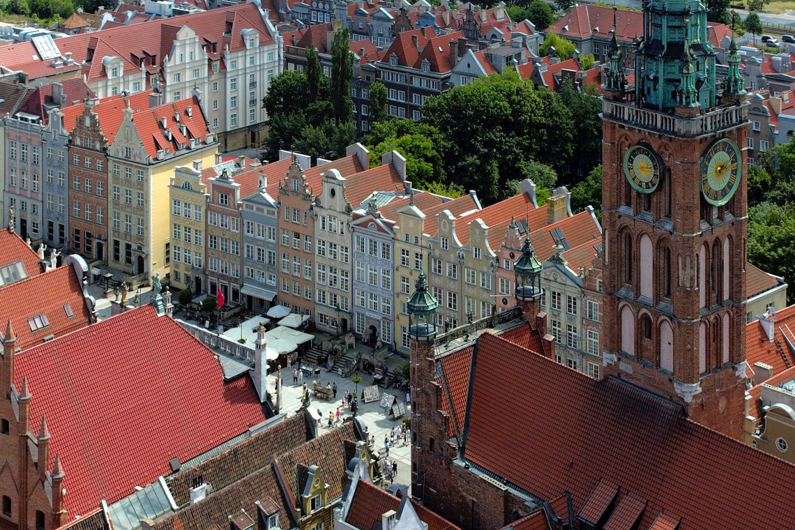 W 10 zabytkowych kamienicach ma powstać ekskluzywny hotel. To najbardziej prestiżowe miejsce Gdańska