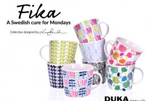 Fika, czyli picie kawy według Duka