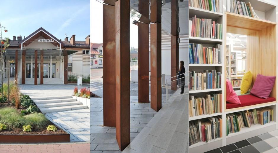 Miał być hotel, a powstało wyjątkowe centrum z biblioteką. To projekt [winkle]
