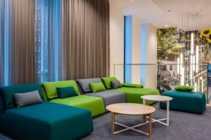 Holiday Inn Warsaw City Centre przyjął pierwszych gości. Zaglądamy do środka!