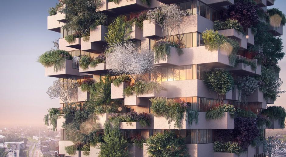 Stefano Boeri wyciąga zieloną, pomocną dłoń ku ubogim. Oto The Trudo Vertical Forest