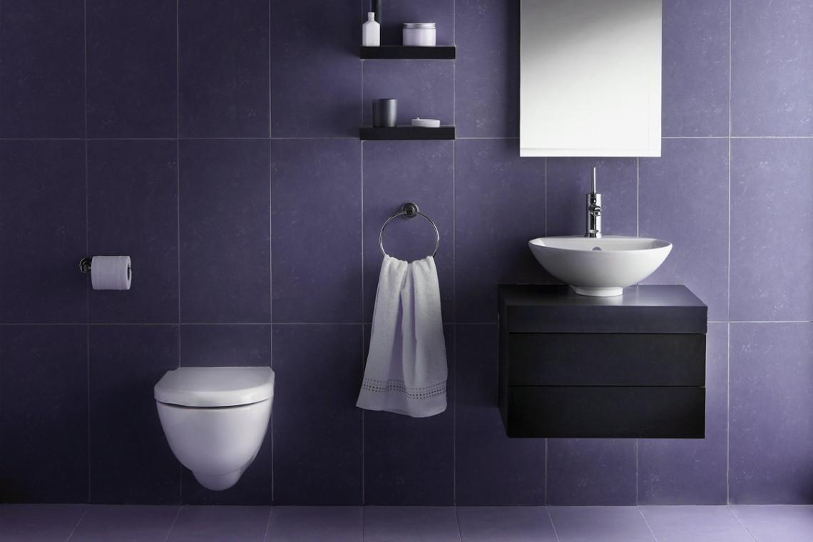 Ultra Violet - kolor roku Pantone. Jak połączyć go z fugą i płytkami ceramicznymi?