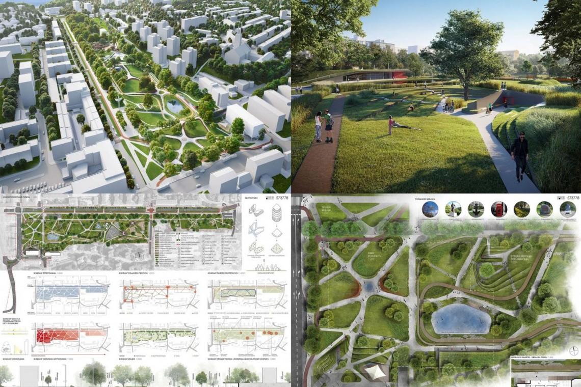 Pracownia Arch-Deco zaprojektuje Park Centralny w Gdyni
