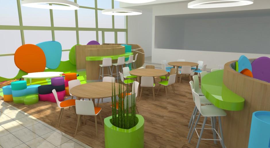 Pracownia Wena odmieni CH Auchan Bydgoszcz
