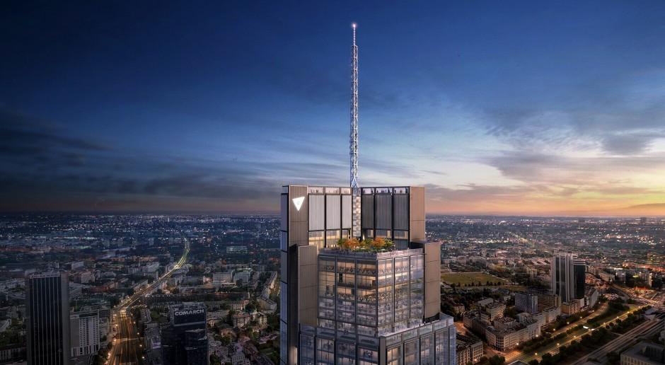 Oto najnowsze wizualizacje Varso. Tak będzie wyglądać najwyższy budynek w Polsce
