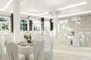 Grand Park Hotel w Szczecinie zaskoczy wnętrzem