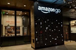 Sklep przyszłości od Amazon Go - bez kas i kolejek