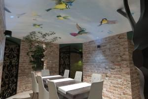 Restauracja w Zamku Krzyżackim