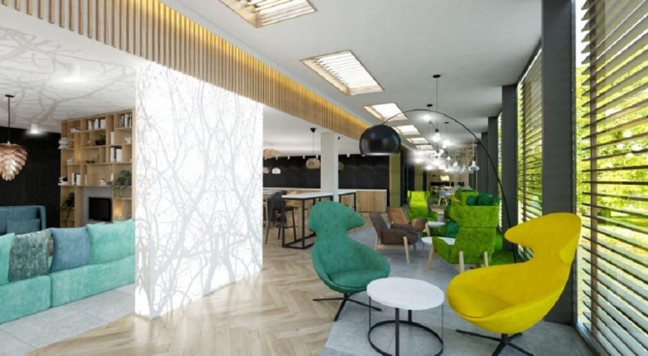 Oto nowy projekt Tremend - wnętrze hotelu ibis Styles