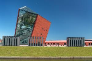 Ikona historii i ikona miasta, czyli Muzeum II Wojny Światowej. Czy zdobędzie dwie nagrody?